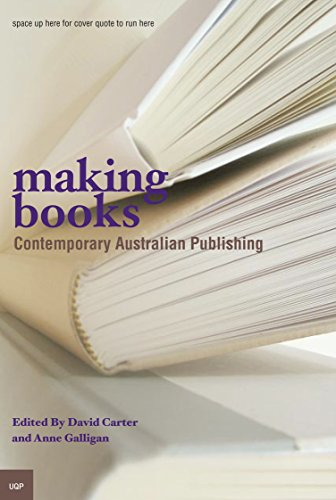 9780702234699: Making Books: Studies in Contemporary Australian Publishing