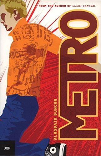Metro (Paperback): Alasdair Duncan