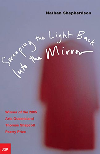 9780702235696: Sweeping the Light Back into the Mirror