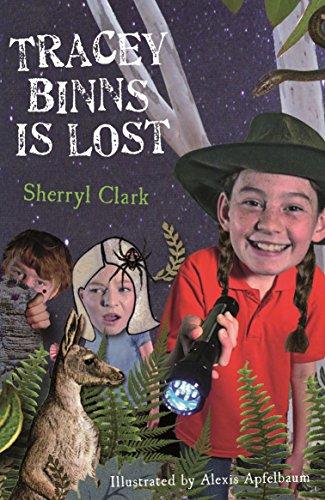 Tracey Binns Is Lost (Paperback): Sherryl Apfelbaum Alexis (illus) Clark