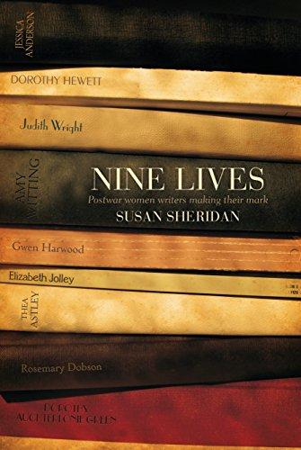 9780702238680: Nine Lives: Postwar Women Writers Making Their Mark