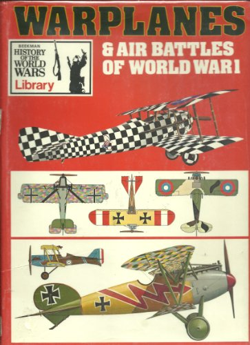9780702600005: Warplanes and Air Battles of World War I