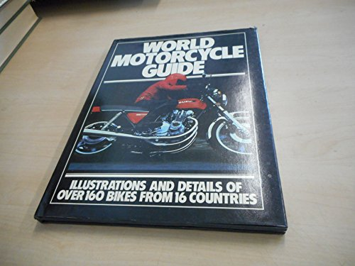 9780702600623: World Motor Cycle Guide 1979-80