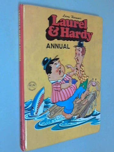 Laurel and Hardy Annual 1974: Harmon, Larry