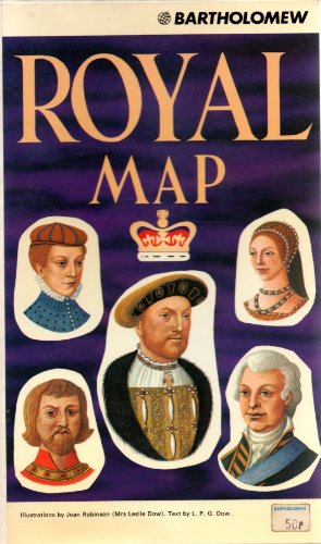 Royal Map: John Bartholomew &