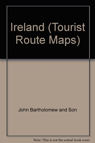 Ireland (Tourist Route Maps) (0702806587) by John Bartholomew and Son