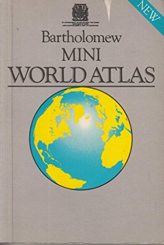 9780702807039: Mini World Atlas