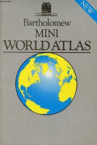 9780702807039: Bartholomew Mini World Atlas