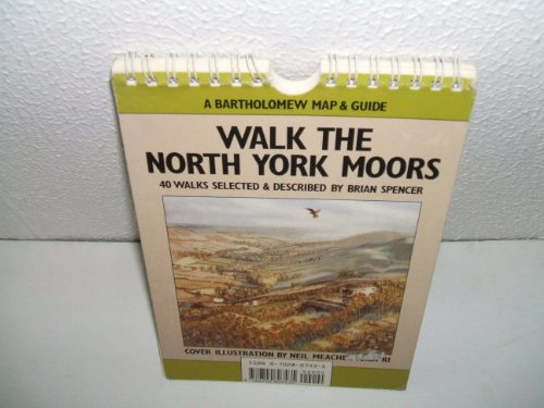 9780702807435: Walk the North York Moors