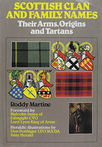 Scottish Clans and Family Names - their: MARTINE Roddy
