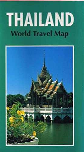 9780702807831: Thailand (Bartholomew World Travel Map)