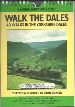 9780702808005: Walk the Dales (A Bartholomew map & guide)