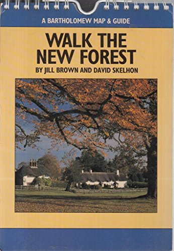 9780702808104: Walk the New Forest