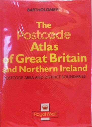 9780702809187: The Postcode Atlas of Great Britain and Northern Ireland