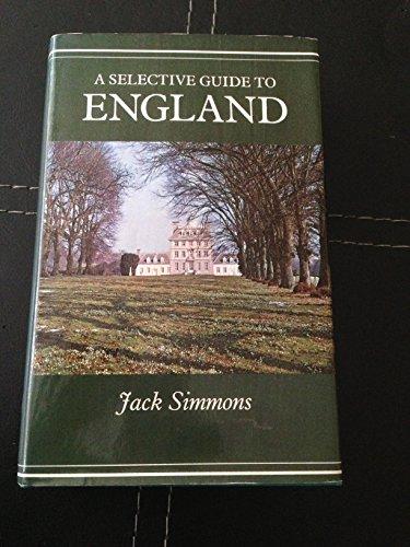 9780702810985: Selective Guide to England