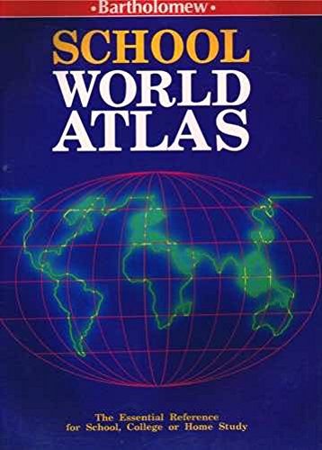 9780702812330: School World Atlas