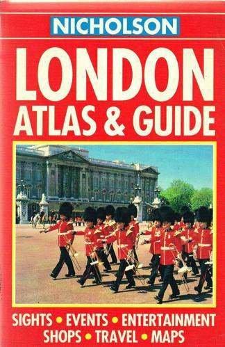 London Pocket Atlas and Guide/Tourist London (Nicholson: Nicholson, Robert
