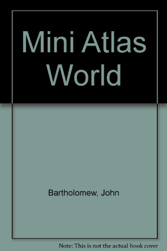 9780702823756: Mini Atlas World