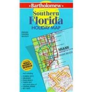 Southern Florida Including Walt Disney World (Bartholomew: Bartholomew