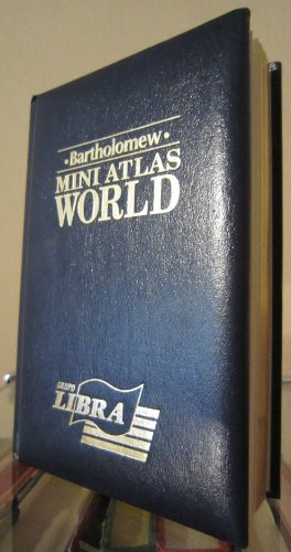9780702829659: Bartholomew Mini World Atlas