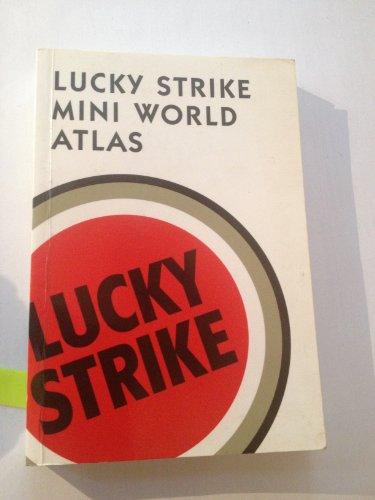 9780702838941: Lucky Strike Mini World Atlas