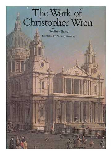 9780702880711: Work of Christopher Wren