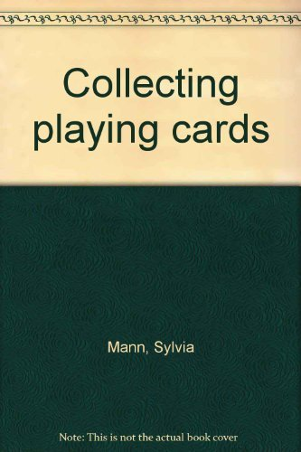 9780703000231: Collecting playing cards