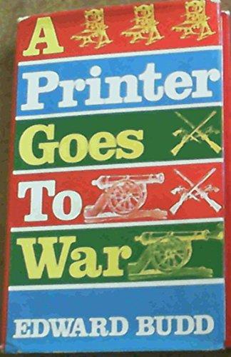 9780703000675: Printer Goes to War
