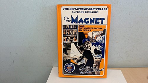 "Dictator of Greyfriars (""Magnet"" Facsims.) (0703000861) by Frank Richards"