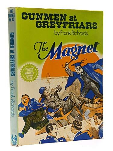 """9780703000897: Gunmen at Greyfriars (""""Magnet"""" Facsims.)"""