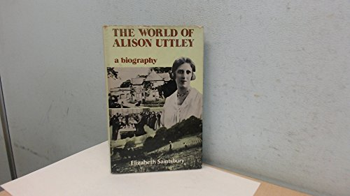 9780703001795: World of Alison Uttley: Biography