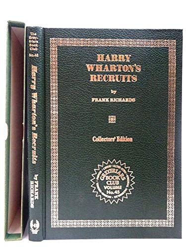 9780703002303: HARRY WHARTON'S RECRUITS