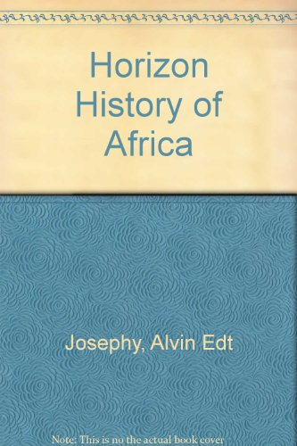 9780703034281: Horizon History of Africa