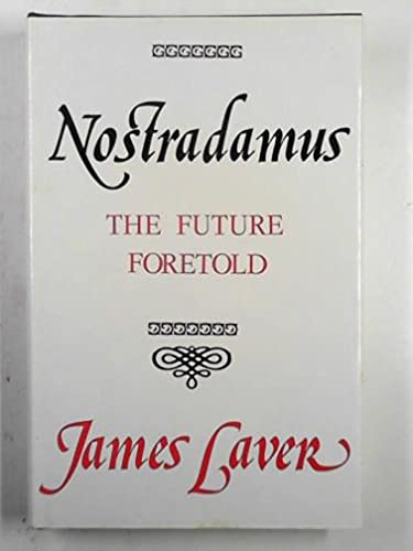 9780704100107: Nostradamus: The Future Foretold