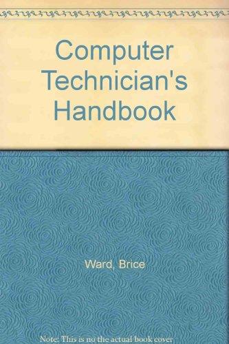 9780704200319: Computer Technician's Handbook
