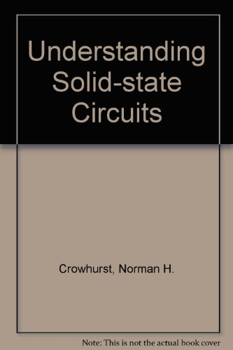 Understanding Solid-state Circuits (0704201097) by Crowhurst, Norman H