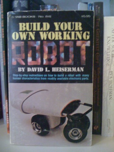 9780704201712: Build Your Own Working Robot