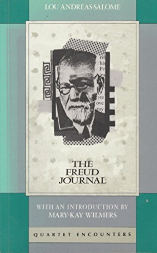 The Freud Journal: Andreas-Salome, Lou
