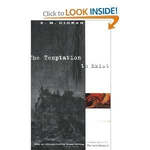 9780704300323: Temptation to Exist