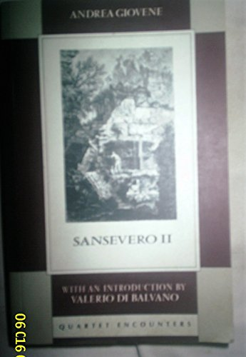 Sansevero II. With an introduction by Valerio Di Balvano