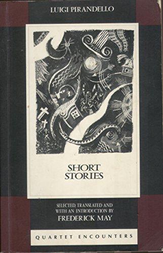Short Stories (Quartet Encounters): Pirandello, Luigi