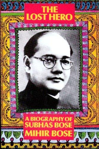 9780704300514: Lost Hero: Biography of Subhas Chandra Bose
