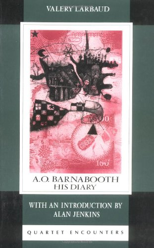 9780704300712: A.O. Barnabooth: His Diary (Quartet Encounters)