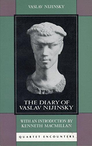 9780704301245: The Diary of Vaslav Nijinsky