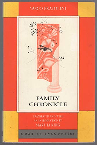 9780704301467: Family Chronicle