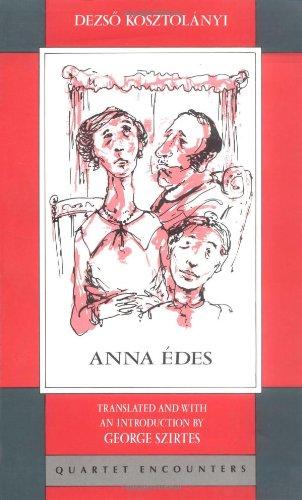 9780704301504: Anna Edes (Quartet Encounters)