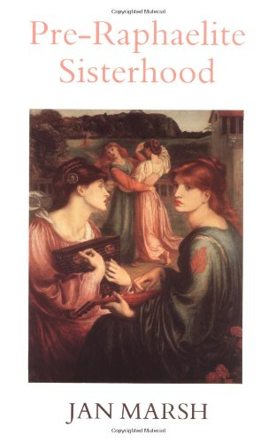 Pre-Raphaelite Sisterhood: Marsh, Jan