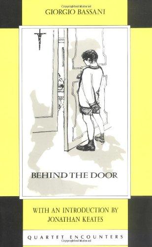 9780704301764: Behind the Door (Quartet Encounters)