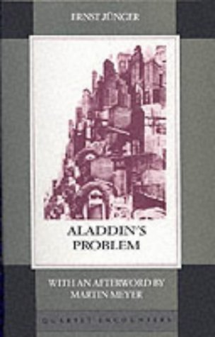 9780704302082: Aladdin's Problem (Quartet Encounters)