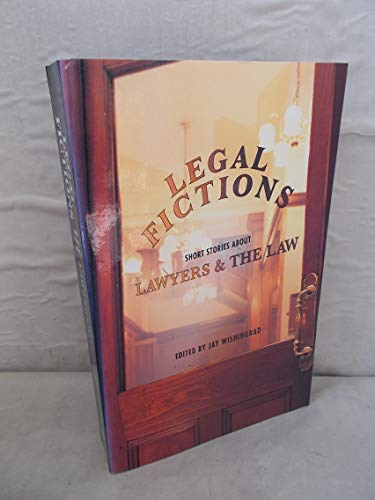 9780704302501: Legal Fictions: Short Stories About Lawyers and the Law